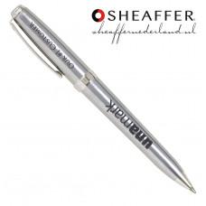 Sheaffer® Prelude® brushed chrome balpen