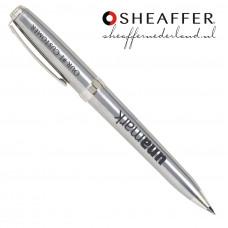 Sheaffer® Prelude® brushed chrome vulpotlood