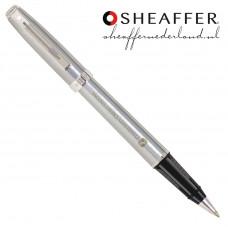 Sheaffer® Prelude® brushed chrome rollerball