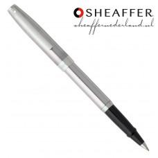 Sheaffer® Sagaris® rollerball chrome trime